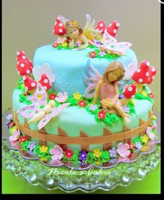 this cake is so adorable!