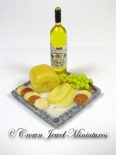 OOAK Artist 112 REALISTIC Swiss Grapes & by CrownJewelMiniatures, $25.99
