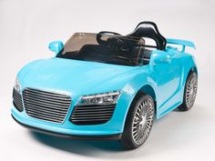 remote control audi r8 style ride on car w12v motors mp3 this