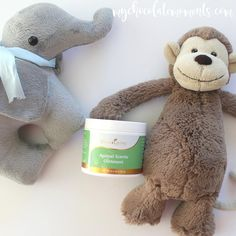 Animal scents ointment: not just for animals!  It's super moisturizing and works great as a salve for dry feet, chapped noses, baby bottoms, or the occasional scrape.  We love this stuff!