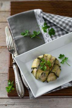 sformatini monoporzione di zucchine