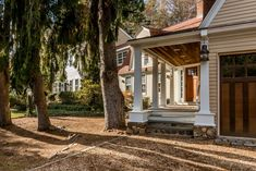 Thoughtfully Expanded Carriage House | CIRCA Old Houses | Old Houses For Sale and Historic Real Estate Listings