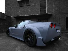 Ten of the Best Ways to Modify a C6 Corvette - 2. Body kits