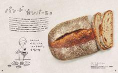 世界のかわいいパン