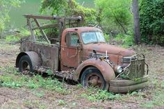 #Rustic - Truck on Old US  Graham County NC