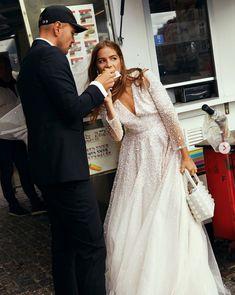 Trine Kjær & Nicholas Kawamura wedding #weeding Thats Not My, Bride, Wedding Dresses, Instagram, Weeding, Dreams, City, Food, Fashion