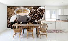 Eine Tasse Kaffee Wicker, Kitchen Decor, Inspiration, Chair, Furniture, Home Decor, Pictures, Kitchen Living Rooms, Kitchen Wood