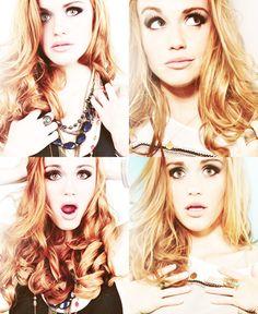 Her hair! #GingerStickTogether #GingerPower