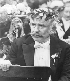 Norman Mailer as Stanford White in Ragtime. That mustache!