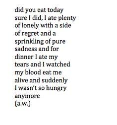 Loneliness And Depression Poem by Rebekah Joh - Poem Hunter