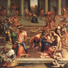 Massacre of the Innocents (Daniele da Volterra)