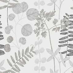 The wallpaper Botany - 3536 from Boråstapeter is a wallpaper with the dimensions x m. The wallpaper Botany - 3536 belongs to the popular wallpaper coll Embossed Wallpaper, Wallpaper Panels, Wallpaper Roll, Wall Wallpaper, Pattern Wallpaper, Botanical Wallpaper, Botanical Art, Patterns In Nature, Print Patterns