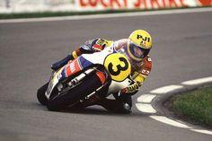 Kenny Roberts, YRT-Yamaha YZR500, 1982 #500cc Dutch TT