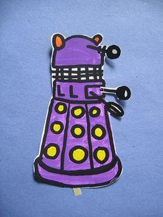 Sticky Dalek