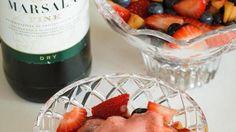Вкусна рецепта с вино Марсала