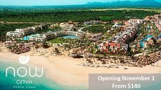 Now Onyx Punta Cana - https://traveloni.com/vacation-deals/now-onyx-punta-cana/ #vacation #caribbean #puntacana