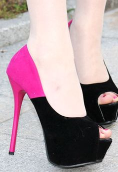 Style: Chic/ Elegant    Heat: Mixing Candy Color     Toe: Peep-toe     Size:  US 5/US 5.5/US 6/ US 7/US 7.5    UK 2.5     US 5     EUR 34          MM 220    UK 3     US 5.5      EUR 35          MM 225    UK 4      US 6        EUR 36          MM 230    UK 5      US 7        EUR 37          MM ...