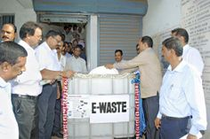 E waste Coollection Process