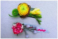 yellow rose bud buttonholes images - Google Search