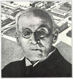 Frederick Walton 1834-1928 Inventor of Lincrusta