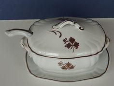 Antique White Ironstone Tea Leaf Pitcher Johnson Bros Chelsea Shape 1891 1931 | eBay