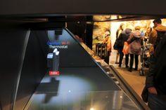 Comfort Heat   Innovative 3D Holographic projection #Hopro 270 - 3D Holographic display #POS #Retaildisplay #Retail #visualmerchandising #RetailDesign #StoreDesign #Hologram #3dhologram #hologramprojector Holographic Displays, 3d Hologram, Retail Displays, Projectors, Retail Design, Pos, Visual Merchandising, Store Design, Innovation