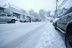 2013 blizzard...Downtown Chatham