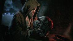 The Force Awakens Luke Skywalker concept art