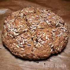 Hrono hleb (što znači od ne-pšeničnog brašna, bez kvasca) - kad se jednom napravi, gotovo - primili ste se ...