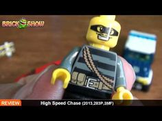 LEGO City High Speed Chase Review : LEGO 60007