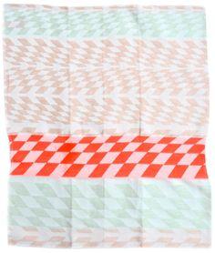 Woww Tea Towel ++ mae engelgeer