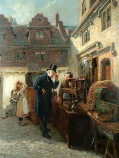 The British artist Ralph Hedley represented social themes. O britânico Ralph Hedley representou temas sociais. Classic Paintings, Carl Spitzweg, English Artists, British Artists, Art Ancien, Painted Cottage, Antique Signs, Victorian Art, Fantasy