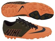 c9c9f67748b Nike5 Bomba Pro II Turf Soccer Shoes (Total Orange Black Sequoia) at