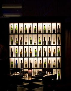Dick Clark + Associates is a full-service architecture & interior design firm with offices in Austin, TX, since Restaurant Design, Restaurant Bar, Japanese Restaurant Interior, Lounge Design, Bar Lounge, Home Wine Cellars, Bar Interior, Interior Design, Home Bar Designs
