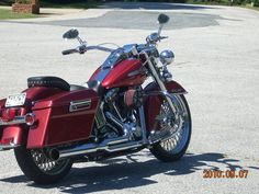 heritage softail classic with hard bags | 2004 Harley Davidson Heritage Softail Classic FOR SALE from virginia ...