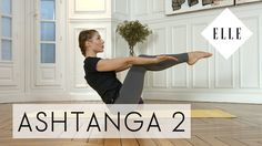 Cours de Yoga Ashtanga pour niveau Moyen - ELLE YOGA