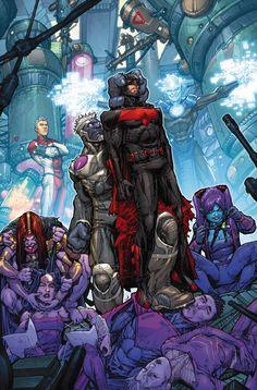 DC Comics October 2014 SOLICITS - JUSTICE LEAGUE & Related | Newsarama.com