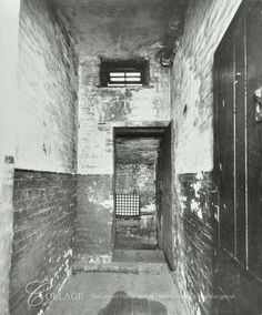 Hackney Workhouse: Old Casual Ward 1935