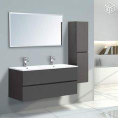 NEUF Meuble de salle de bain Trinité 120 ou 150 cm