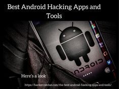 Best Android Hacking Apps and Tools Of 2018 Best and ToolsBest and Tools Android Phone Hacks, Android Web, Cell Phone Hacks, Android App Design, Smartphone Hacks, Best Smartphone, Best Android, Android Watch, Operating System