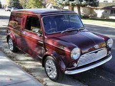 Mini Cooper S Panel Van