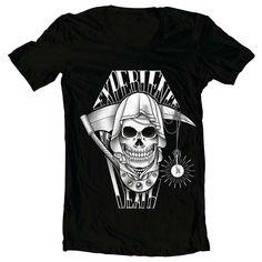 Reaper Custom t-shirts