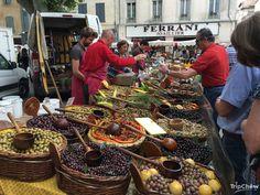 Wednesday market Saint Rémy