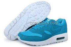 http://www.topadidas.com/nike-air-max-1-87-mens-blue.html Only$79.00 #NIKE AIR MAX 1 87 MENS BLUE #Free #Shipping!