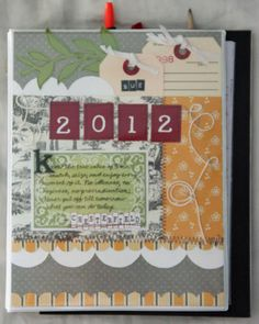 DIY Daily Planner/Organizer | Life Moves Pretty Fast ....this is perfect!!
