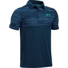 Under Armour Boys' Threadborne Blocked Golf Polo, Size: XS, Academy Team Shirts, Polo T Shirts, Golf Shirts, Sports Shirts, Pullover Designs, Shirt Designs, Sport Shirt Design, Cool Shirts For Men, Cute Couple Outfits