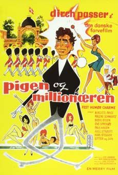 Pigen og millionæren (1965)