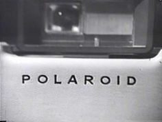 Classic 1960s Commercial for Instant-Photo Polaroid Camera (January 1965)