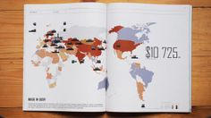 СФ —Russian Export infographic illustration by infodesk , via Behance