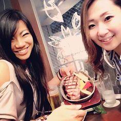 横浜でいいお店見つけちゃった🎶 . フィットネスビキニ選手のちーちゃんと筋肉トークで盛り上がりつつ、減量中の私のためにたくさん食べて頂きました。笑 . また行こっ(≧▽≦)♡ . #肉#フィットネス #筋肉 #Hi美scus#横浜 #アンチエイジング#ダイエット #プライベート#パーソナルトレーニング #女性トレーナー #ジム#筋トレ#ストレッチ #健康#美容#綺麗 #相互フォロー#フォロバ100 #Instagram#f4f ◆◇◆◇◆◇◆◇◆◇◆◇◆◇◆◇◆◇◆◇◆◇ 横浜・センター南エリアのジムならHi美scus<ハイビスカス> ☆痩身、ボディメイク、メンテナンス専門のプライベートスタジオ ☆リバウンドしないダイエットならお任せください ご予約・お問い合わせ:045-511-7071 メール:http://hibiscus2015.com/inquiry/ 神奈川県横浜市都筑区茅ヶ崎中央43-12 HOUZEN3階 最寄り駅:横浜市営地下鉄ブルーライン・グリーンライン センター南駅 アクセス:センター南駅より徒歩1分…